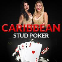 Play Caribbean Stud Video poker at Casino.com UK