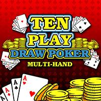 Ultimate X 10 Play Draw Poker