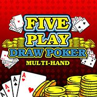 Ultimate X 5 Play Draw Poker
