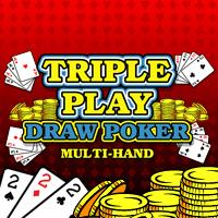 Ultimate X Triple Play Draw Poker