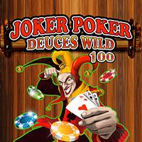 Joker Poker Deuces Wild 100