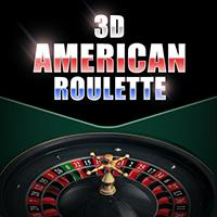 3D American Roulette