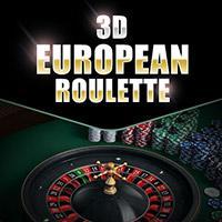 3D European Roulette