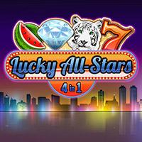 Lucky All-Stars 4 in 1